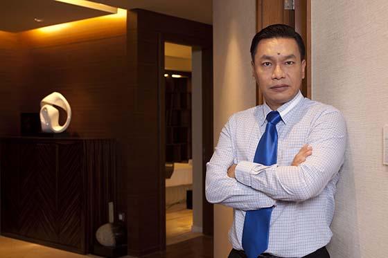 雅诗阁中国区董事总经理陈志商图片
